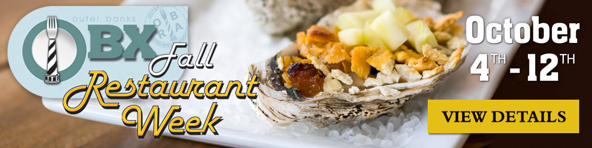 2019 OBX Fall Restaurant Week