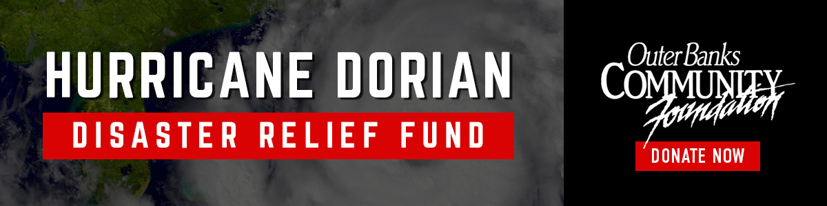 Hurricane Dorian Outer Banks Disaster Relief