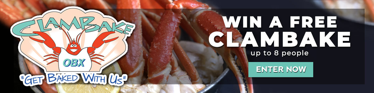 Outer Banks Clambake Giveaway by Clambake OBX