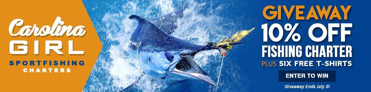 Carolina Girl Outer Banks Charter Fishing