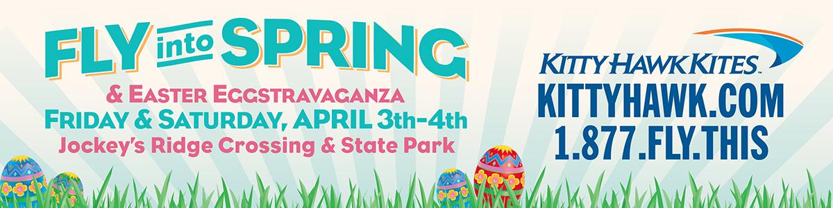 Kitty Hawk Kites Easter Eggstravaganza