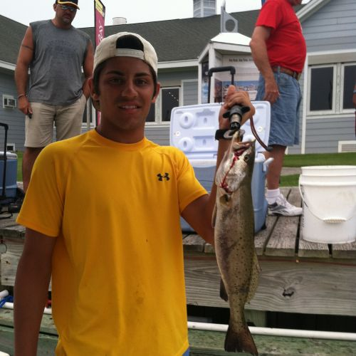T-Time Charters, 19 inch Speckled Trout
