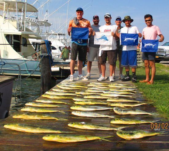 Oregon Inlet Fishing Center, Great Fishin' Going On @ Oregon Inlet Fishing Center