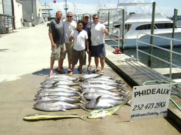 Phideaux Fishing, GREAT SPRING FISHING
