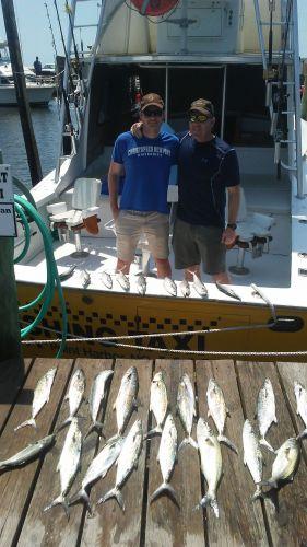 Fishing Taxi Sportfishing, Father-son trip