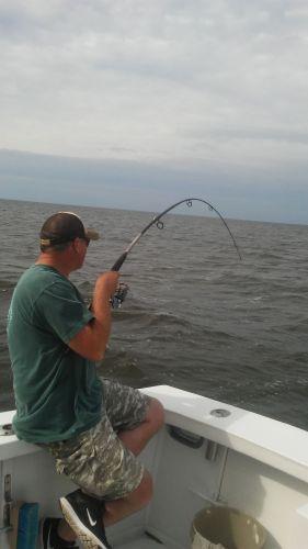 Fishing Taxi Sportfishing, A little windy app