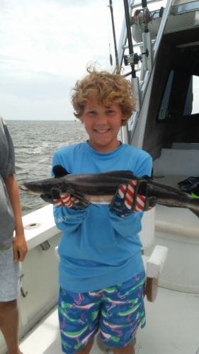 Wanchese Fishing Charters, Family from Williamsburg