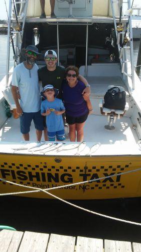 Fishing Taxi Sportfishing, Meeting halfway