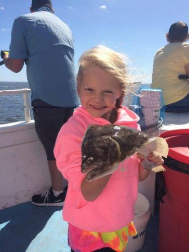 Miss Oregon Inlet Head Boat Fishing, It's a Keeper!!