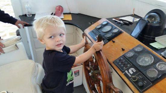 Miss Oregon Inlet Head Boat Fishing, Always An Adventure