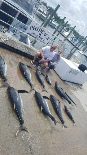 Phideaux Fishing, kING salmon alaska John