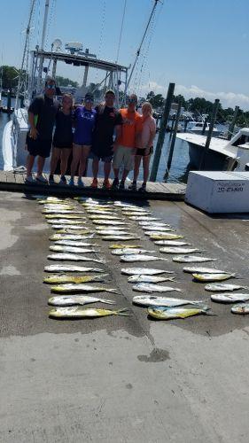 Phideaux Fishing, TURKS and MAHI