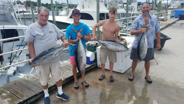 Phideaux Fishing, STILL HAVE SOME TUNA