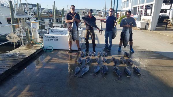 Phideaux Fishing, Still great fishing!!