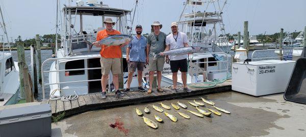 Phideaux Fishing, 53 minute meat slam!!