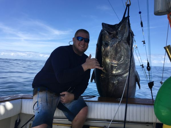 Carolina Girl Sportfishing Charters Outer Banks, Windy & Rain Today No fishing Weekend Looks Good lets go Catch a Monster