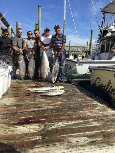Carolina Girl Sportfishing Charters Outer Banks, Want Tuna we you got it !