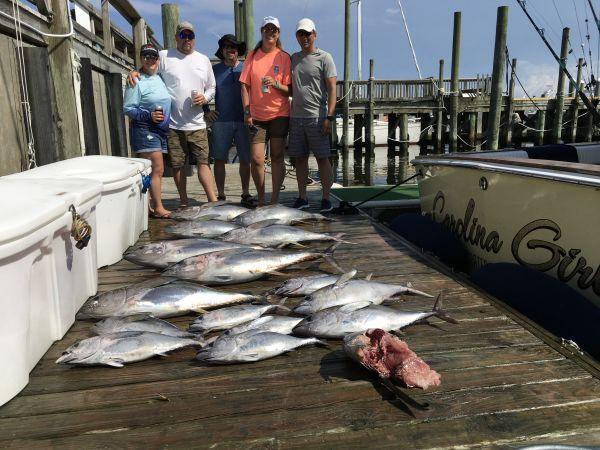Carolina Girl Sportfishing Charters Outer Banks, Get set up for you Spring & Summer Trips