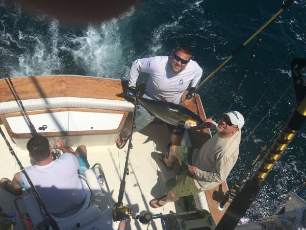 Carolina Girl Sportfishing Charters Outer Banks, Good Weather Great Fishing