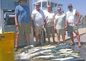 Tuna Duck Sportfishing, Dolphin Today