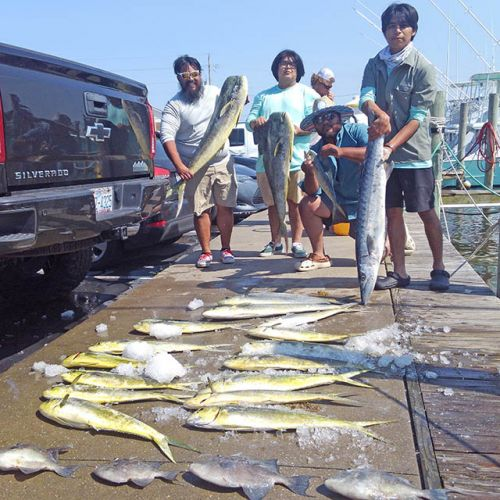 Tuna Duck Sportfishing, Fun Day