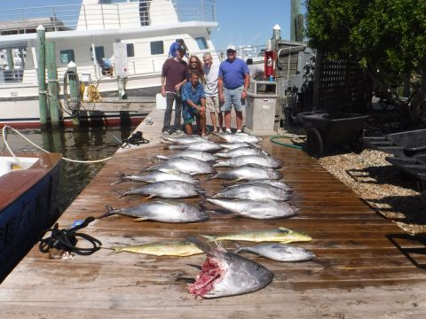 Pirate's Cove Marina, Killer Catch! East West Information