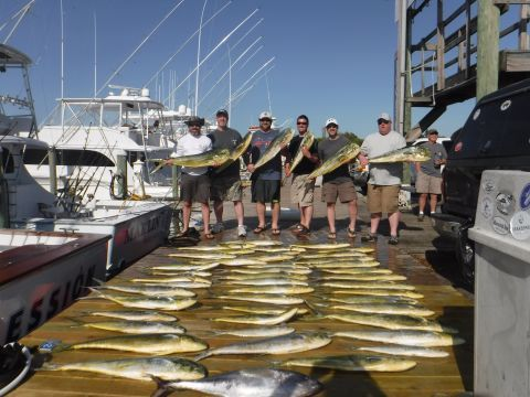Pirate's Cove Marina, .!. Holy Mahi .!.