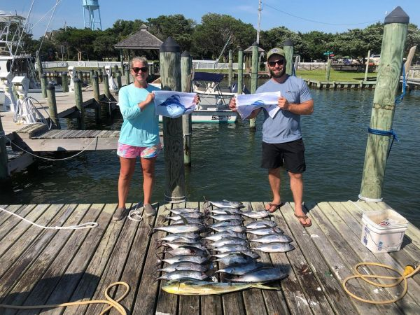 Fish Ocracoke, Ocracoke Fishing Report 6/29 - Great fishing!