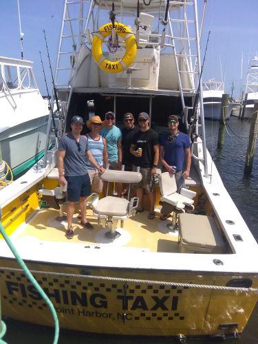 Fishing Taxi Sportfishing, Not always going to catch