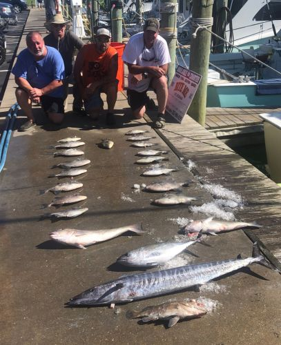 Bite Me Sportfishing Charters, Delaware Boys Day 1