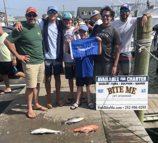 Bite Me Sportfishing Charters, White Marlin