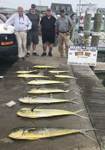Bite Me Sportfishing Charters, NC State Sport Fishing School