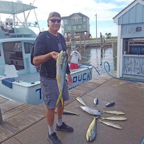 Tuna Duck Sportfishing, Blackfin Tuna and Mahi