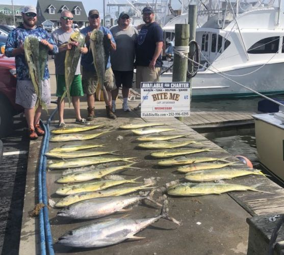 Bite Me Sportfishing Charters, The Delaware Destroyers - Day 2