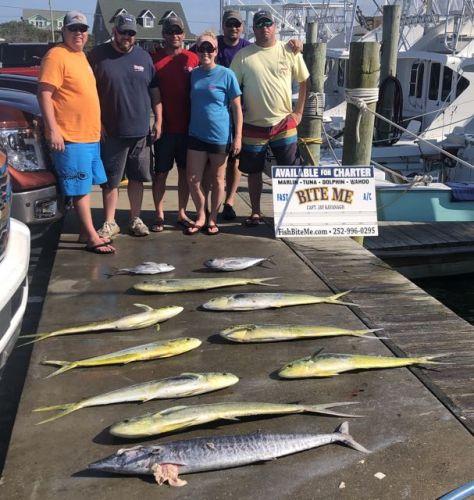 Bite Me Sportfishing Charters, Team Monkalur!