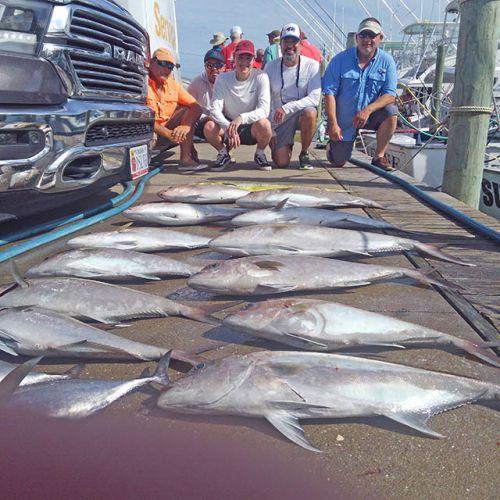 Tuna Duck Sportfishing, Fishing School's Day