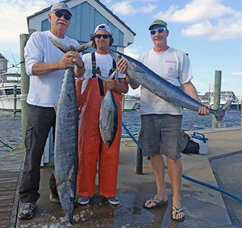 Tuna Duck Sportfishing, Wahoo and Tuna