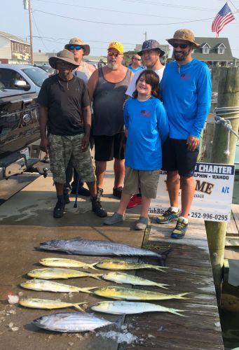 Bite Me Sportfishing Charters, Back At It