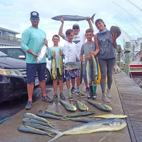 Tuna Duck Sportfishing, Lucky Coconut
