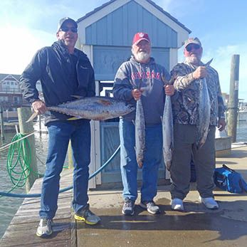 Tuna Duck Sportfishing, Yellowfin and King Mackerel