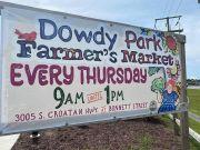 Dowdy Park Farmer's Market
