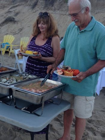 Free Clambake Party