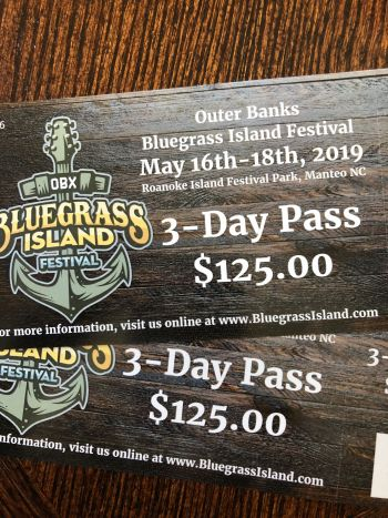 Bluegrass Island Festival, Win Two 3-Day Passes to the Bluegrass Island Festival