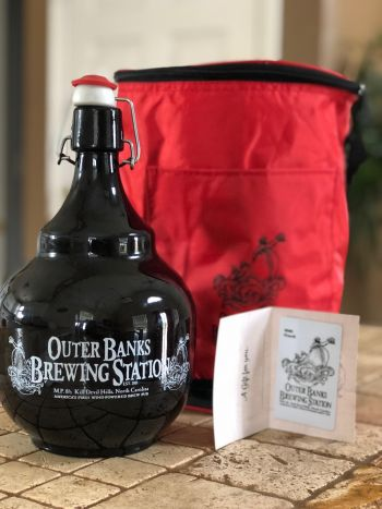 Enter to Win: Brewing Station Growler, Cooler and $25 Gift Card