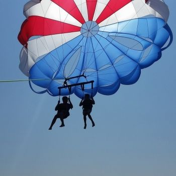 Win a Free Parasailing Flight & Jet Ski Rental!