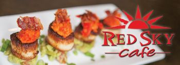 $50 Gift Certificate to Red Sky Cafe!