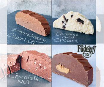 The Fudgery, Four Slices of Fudge