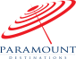 Logo for Paramount Destinations