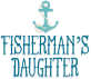 Logo for Fisherman's Daughter Hatteras Boutique