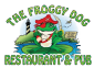 Logo for The Froggy Dog Restaurant & Pub